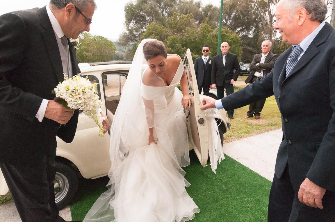 Matrimonio a Olbia