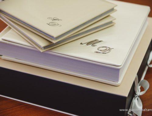 L'album di nozze, unico modo per conservare a lungo i ricordi
