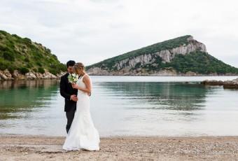fotografo matrimonio golfo aranci