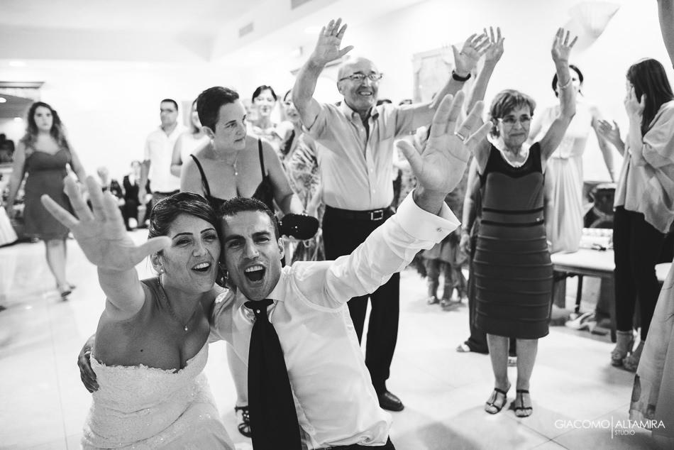 Fotografo di matrimonio a Tempio Pausania