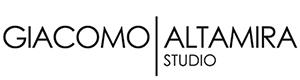 Giacomo Altamira fotografo Logo