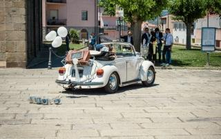 auto sposi matrimonio