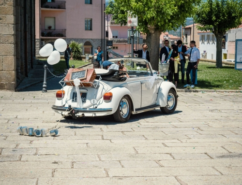 L'auto degli sposi: tendenze, tra supercar e vintage