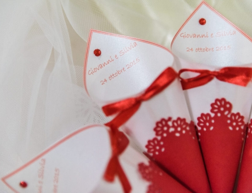 Idee per un matrimonio in rosso