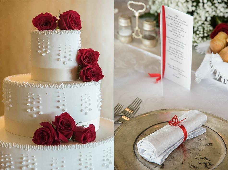Tema Matrimonio In Rosso : Matrimonio in rosso idee cr regardsdefemmes