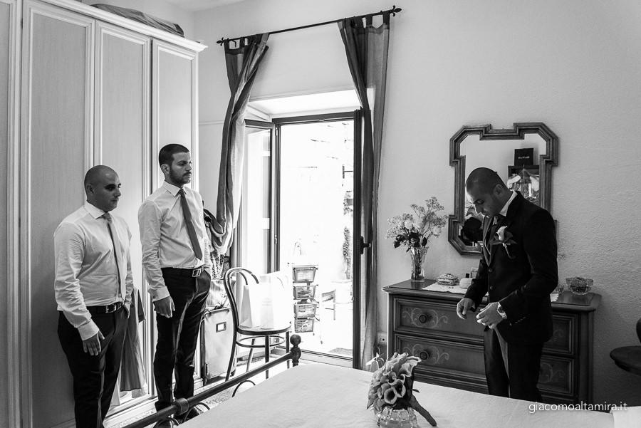 fotografo di matrimonio a Olbia