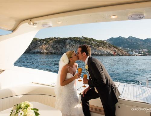Giulia & Giorgio: matrimonio a Porto Cervo, Costa Smeralda