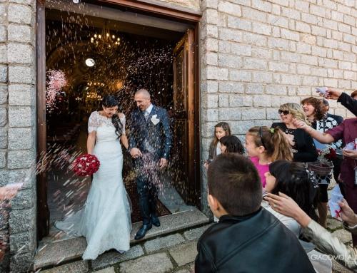 Silvia & Giovanni: matrimonio a Calangianus
