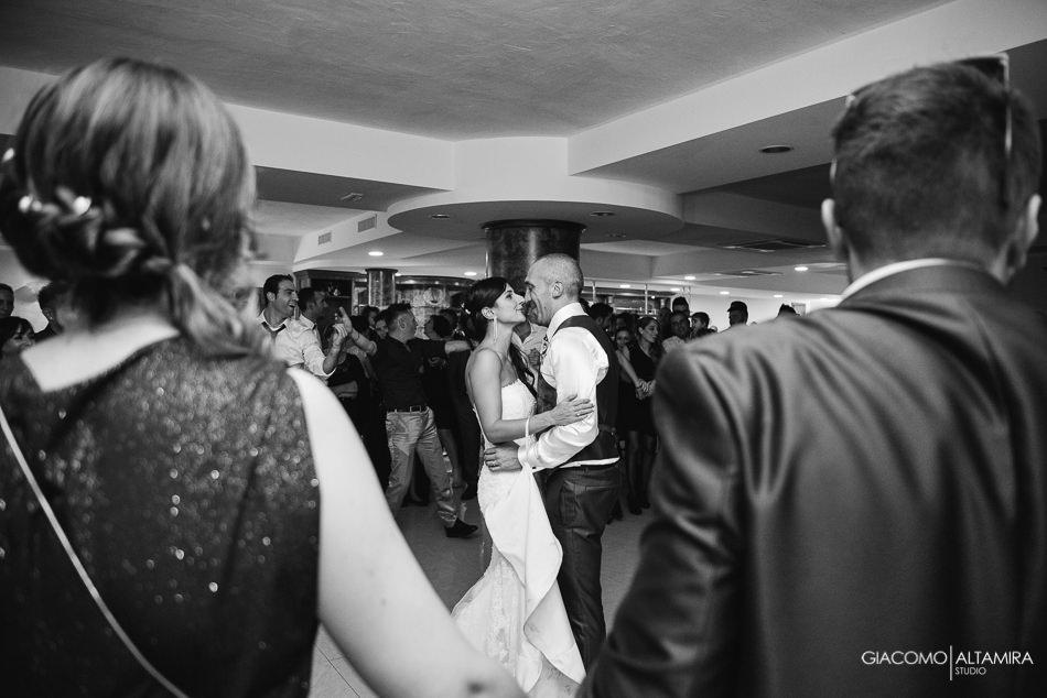 fotografo di matrimonio a Calangianus