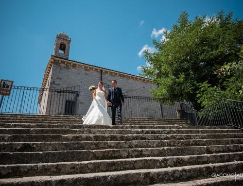 Valentina & Fabio: matrimonio a Tempio Pausania