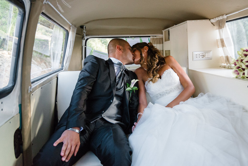auto degli sposi