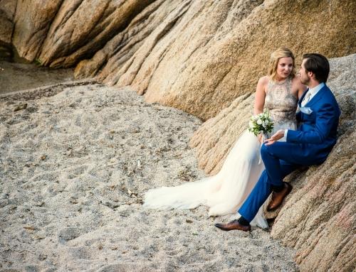 Juliet & Marcello: matrimonio in riva al mare a Baja Sardinia