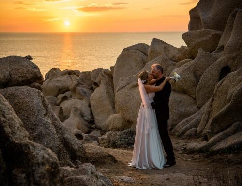 Raffaella & Damian: matrimonio a Santa Teresa Gallura