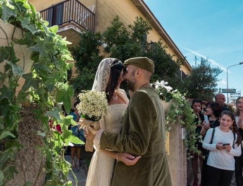 Sara & Paolo: matrimonio in Sardegna, Costa Corallina